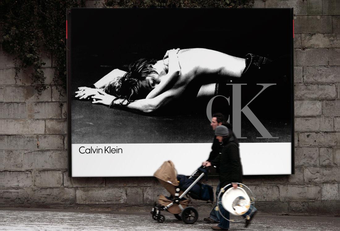 Calvin Klein Ads