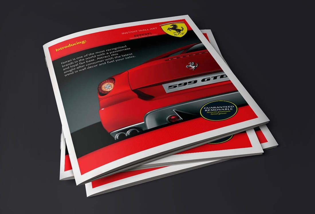 Ferrari - Wall Art